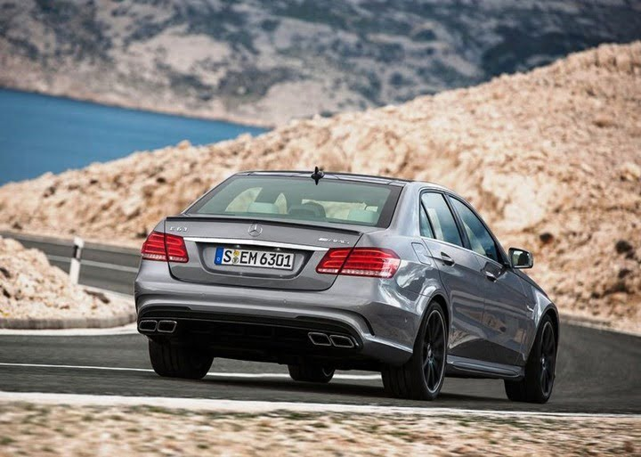2014 Mercedes E63 AMG Official Pictures, Video, Features and Details