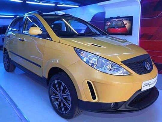 2014 Tata Xtreme Crossover