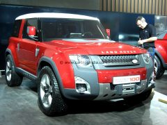 Land Rover Compact SUV Below Evoque Under Development