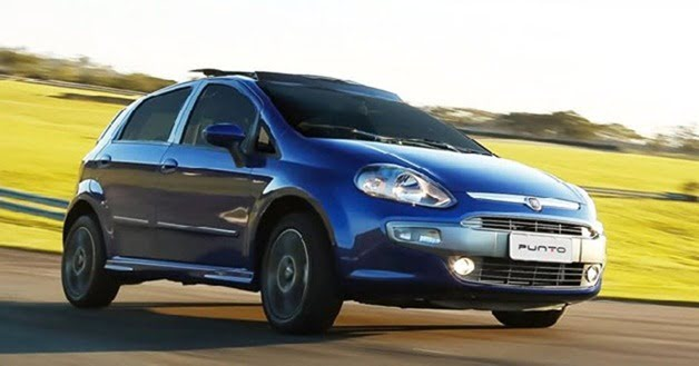 Fiat Punto Dualogic (5)