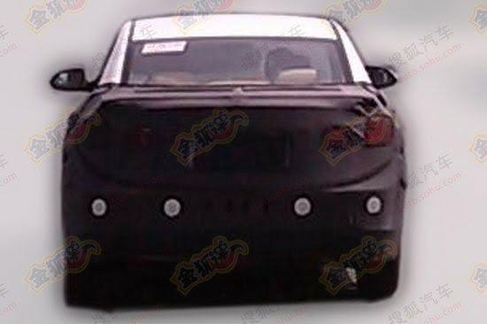 Hyundai CF Segment Sedan