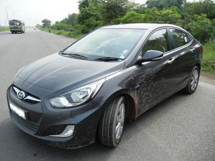 Hyundai Verna Fluidic Petrol Automatic User Review (6)