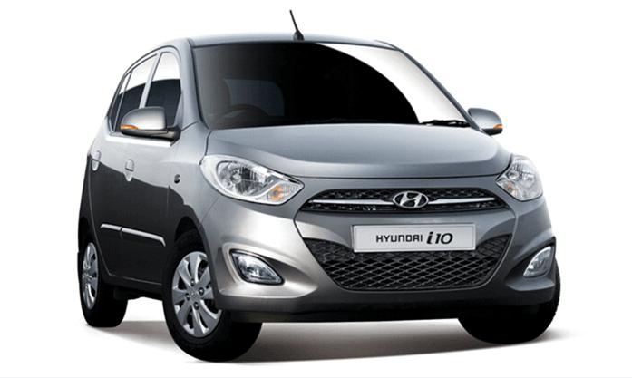 Hyundai i10 Exteriors