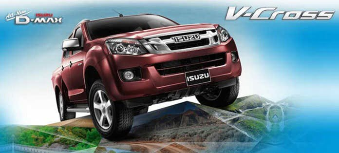 best suv in india 2017 - isuzu d-max v-cross