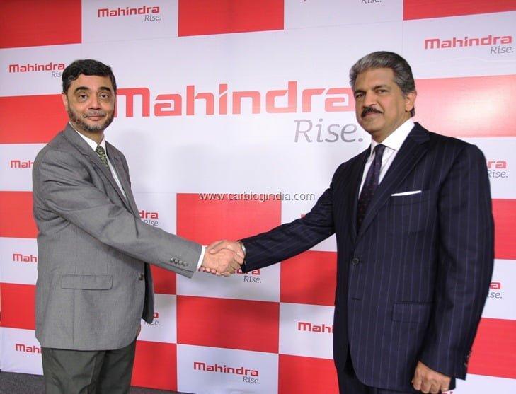Mahindra New Brand Identity