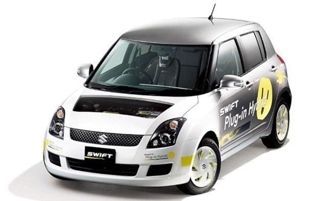 Maruti Hybrid Car