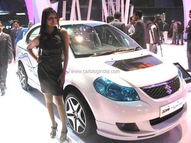 Maruti Suzuki Hybrid Concept