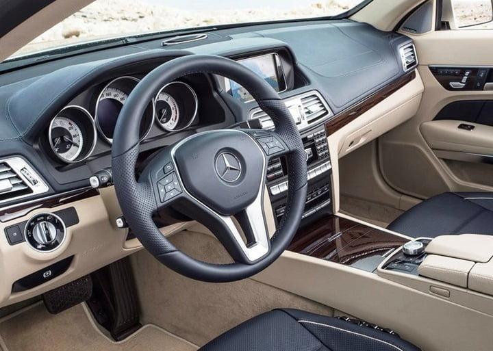 Mercedes Benz E-Class Cabriolet (5)