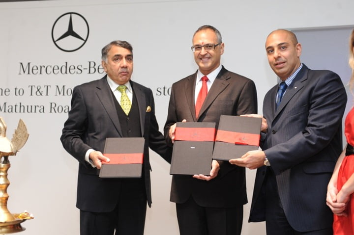 Mercedes India Largest Luxury Car Showroom (2)