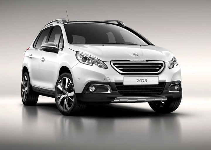 Peugeot 2008 Comact SUV (2)