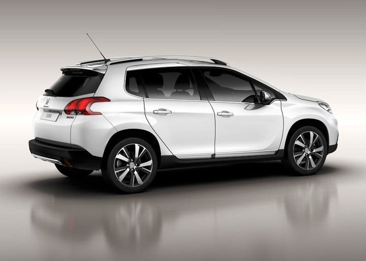 Peugeot 2008 Compact Crossover Is Duster And EcoSport Rival