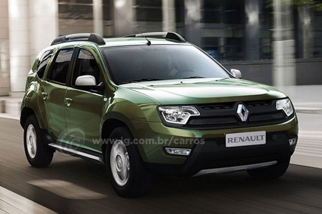 Dacia Sandero Stepway Modified >> 2014 Renault Duster Facelift To Take On Ford EcoSport