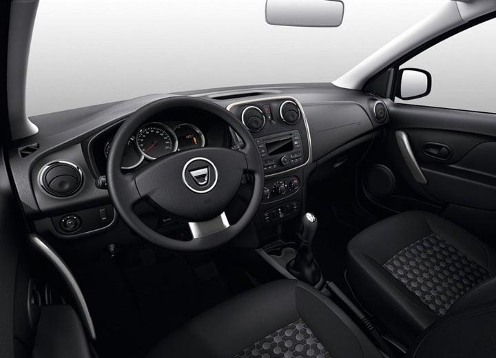 Renault Sandero India Interiors