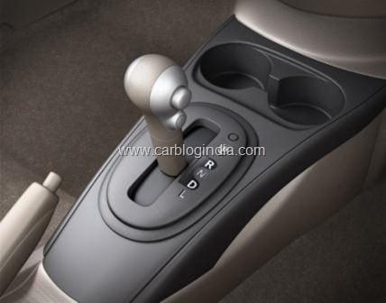 Scala CVT Gear knob