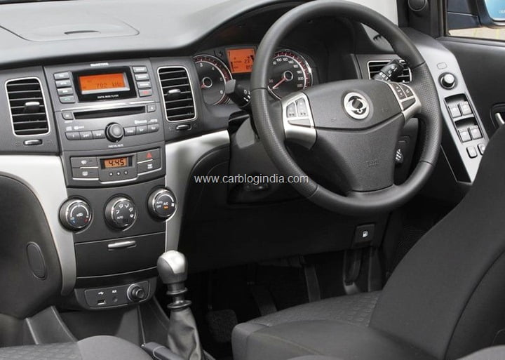 SsangYong Korando Launch In India Soon (4)