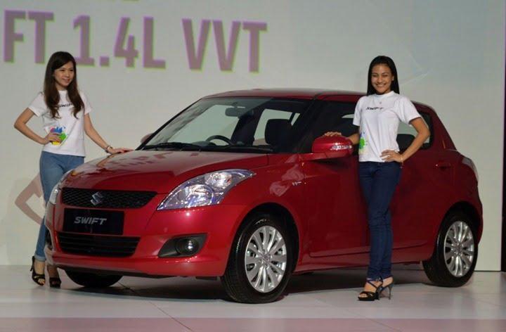 Suzuki Swift Red