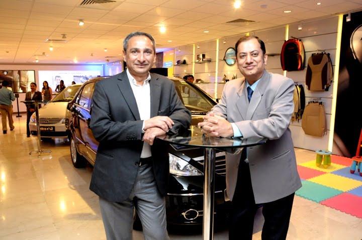 Tata Motors Passenger Cars Flagship Showroom Opened In Mumbai