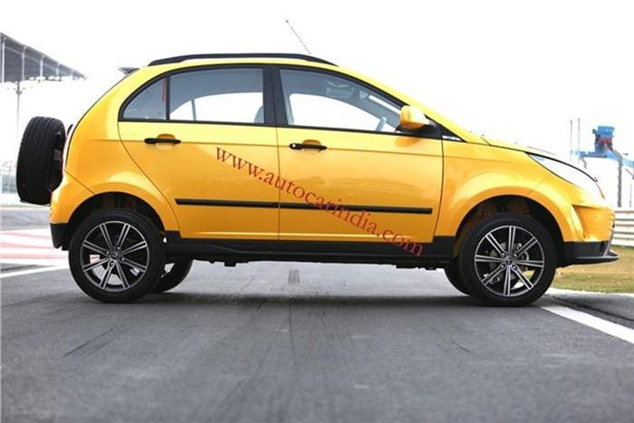 Tata Vista Crossover Compact SUV