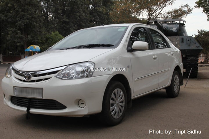 Toyota Etios Long Term User Review (5)
