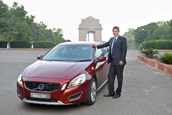 Volvo Sales Up in 2012