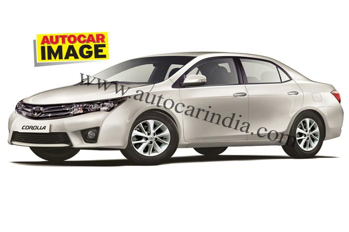 2014 Toyota Corolla Pictures Leaked– Based On Furia Concept