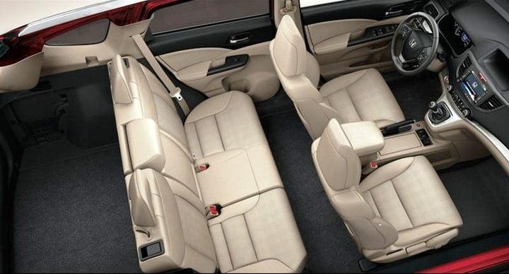 2013 Honda CR-V India (1)