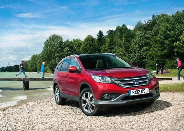 Hyundai Tucson vs Honda CRV Comparison of Price, Specifications 2013-Honda-CR-V-India