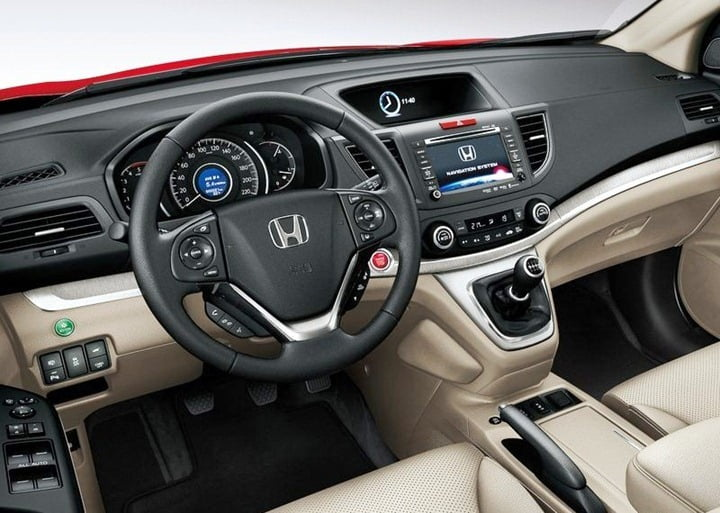 Lovely 2013 Honda CR V India (5)