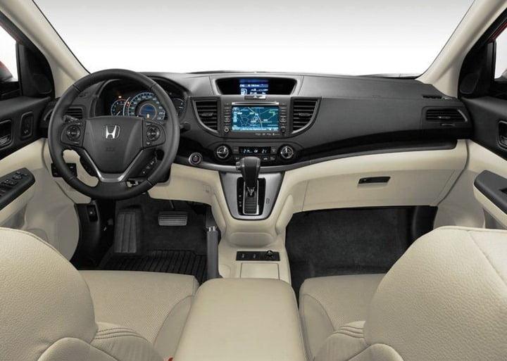 2013 Honda CR-V India (6)