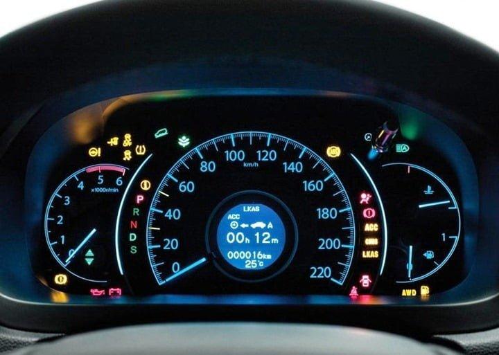 2013 Honda CR-V India (7)