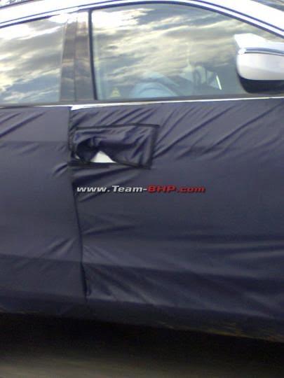 2013 Hyundai Santa Fe India Spy Picture-1