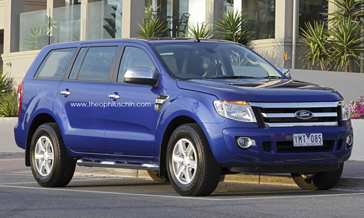 2014 Ford Endeavour (1)