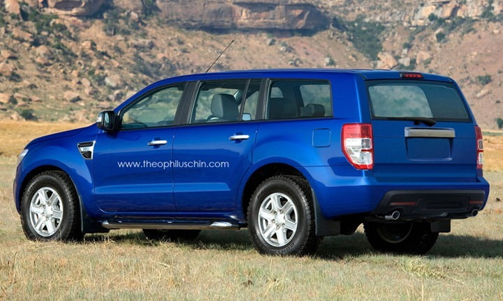 2014 Ford Endeavour (2)