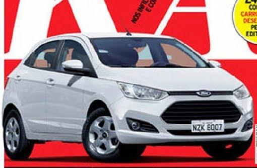 2014 Ford Figo New Model India