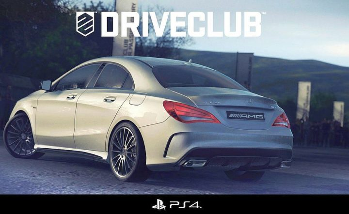 2014 Mercedes CLA45 AMG Leaked Picture