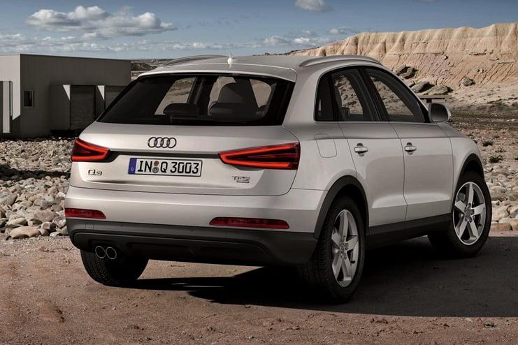 Audi Q3 Petrol Rear