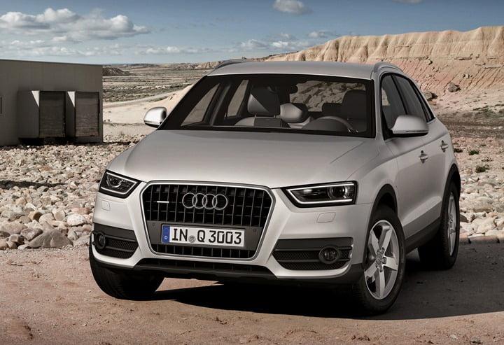 Audi Q3 Petrol