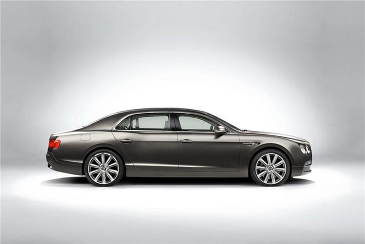 Bentley Continental Flying Spur (1)