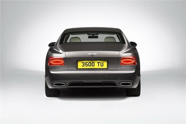 Bentley Continental Flying Spur (2)