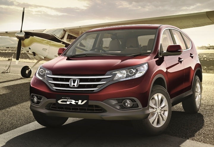 Honda CR-V Diesel Launched