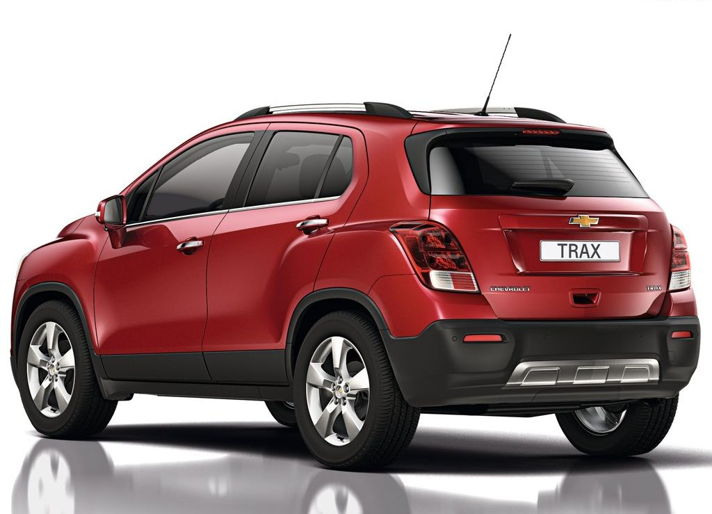 Chevrolet Trax India Launch Expected Soon Launched In Korea