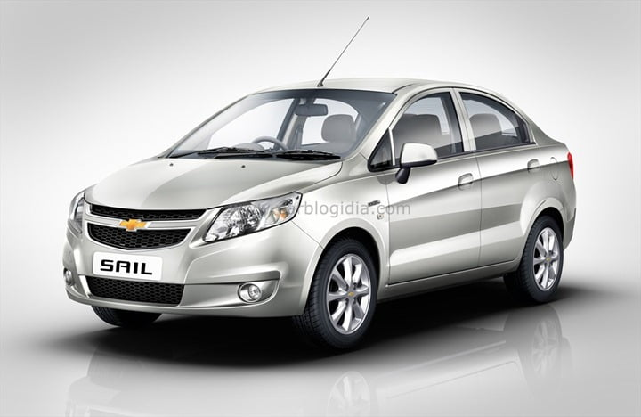 Chevrolet Sail Price and Features India