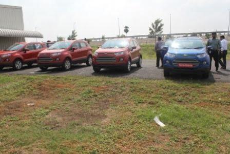 Ford EcoSport Training-2