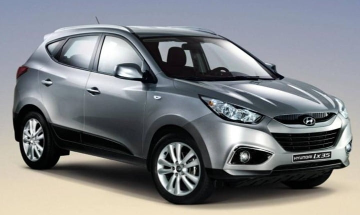 Hyundai Compact SUV for India