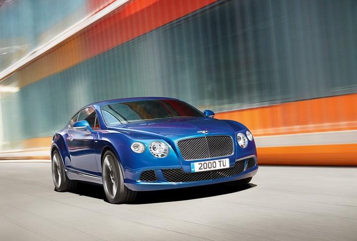 2013 Bentley Continental GT Speed Bây giờ ở Ấn Độ
