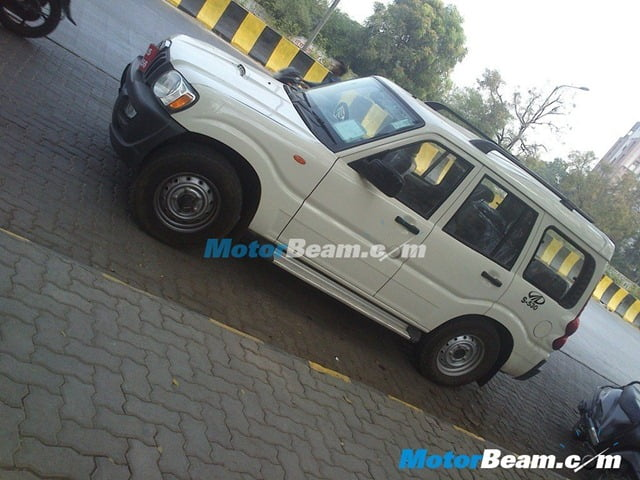 Mahindra Scorpio Automatic AWD