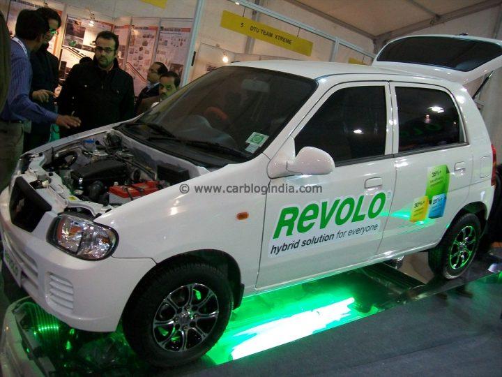 Convert Any Car To A Hybrid Car