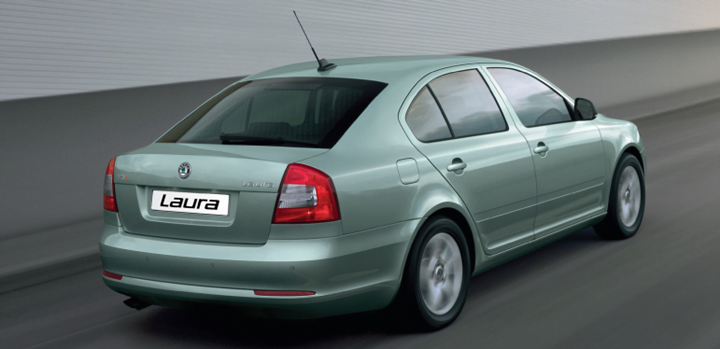 Skoda Laura Automatic Launched In India At Rs. 15.65 Lakhs