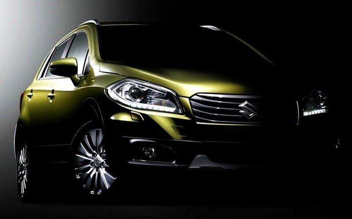 Suzuki Compact SUV C-Segment Crossover