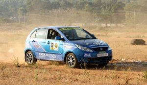 Tata Motors Full Throttle Team Bags Inaugural JK Tyre Indian National TSD Rally Championship
